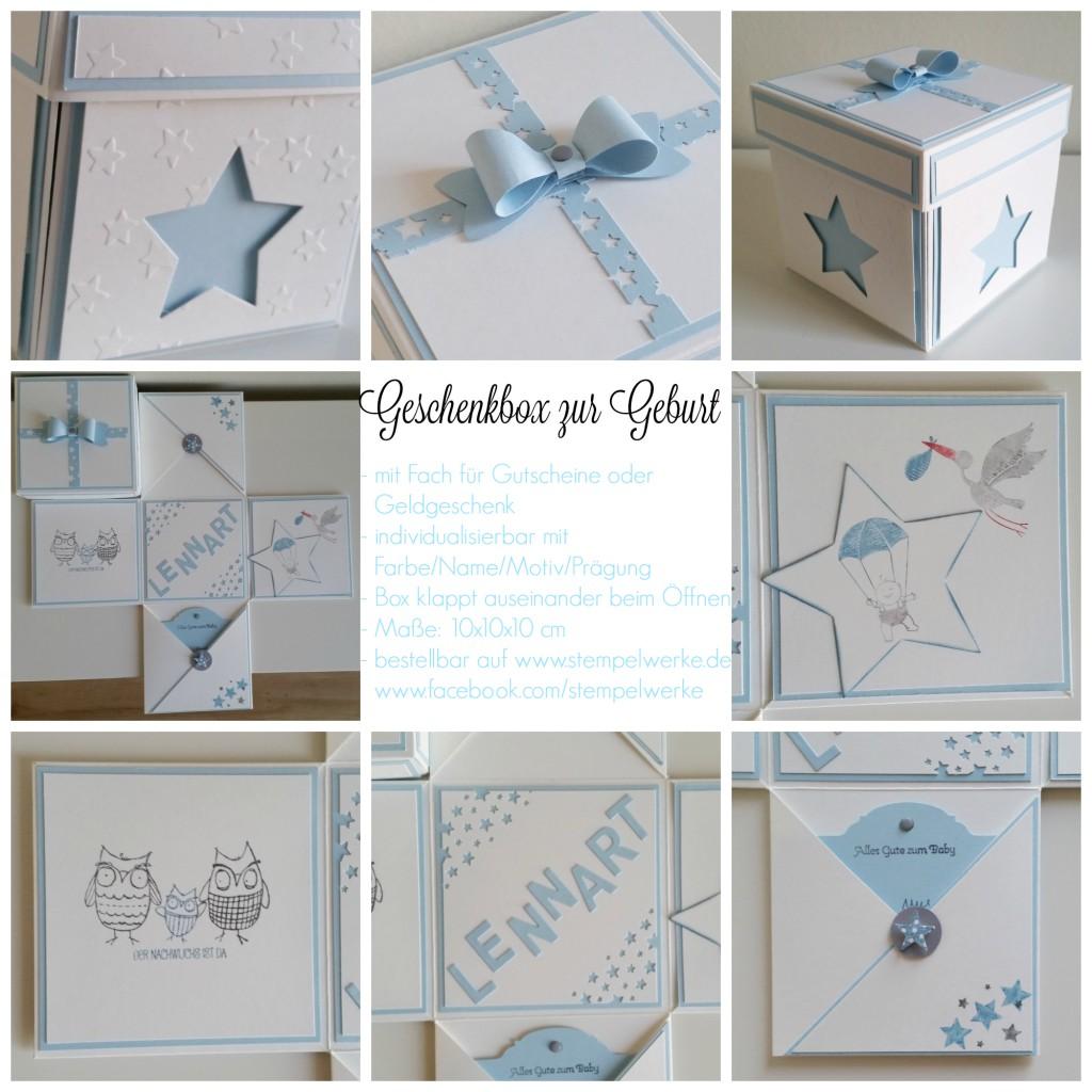 Box zur Geburt